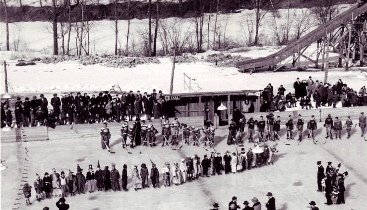 Histoire de l'école St-Léon